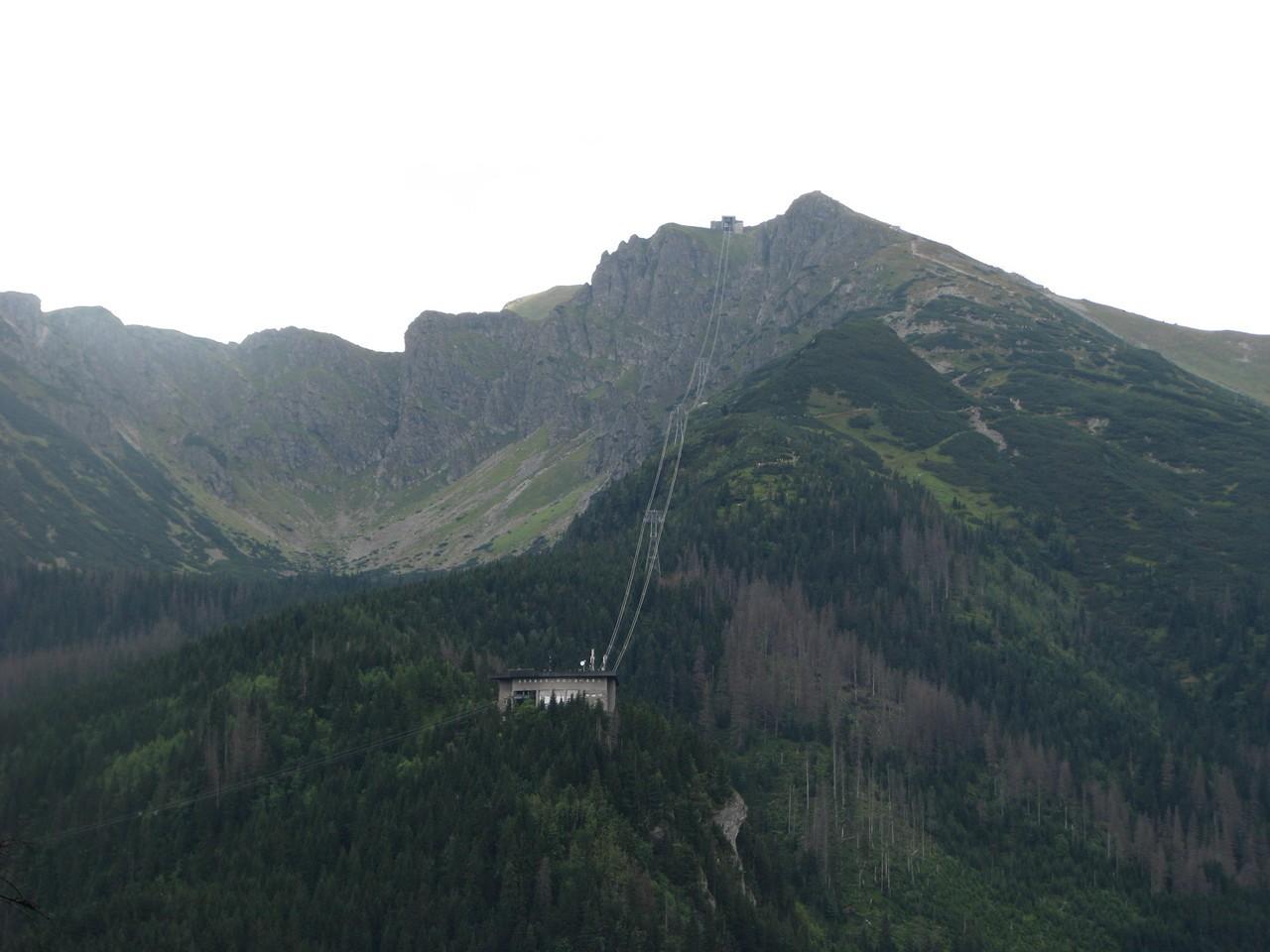 Najbardziej niebezpieczny szlak górski we Francji