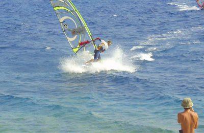Czy interesują nas wyjazdy połączone z windsurfingiem?